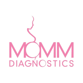 MOMM Diagnostics logo