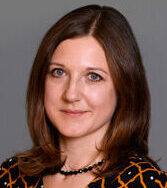 Portrait of Danuta Cichocka CEO Resistell startup Switzerland