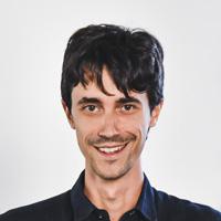 Portrait of Gora Conley CEO Annaida Switzerland