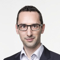 Portrait of Peter Nestorov CEO Scailyte Switzerland